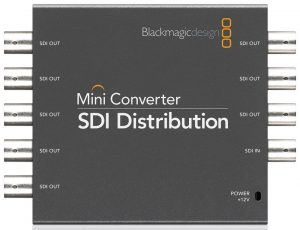 BLACKMAGIC-Distributeur SDI-SPEAR'HITDI