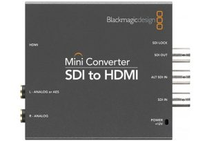 BLACKMAGIC-SDI to HDMI-SPEAR'HIT