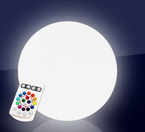 Location boule lumineuse