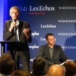 Conférence le Club Les Echos Débats