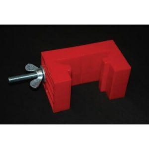 Pince de serrage podium