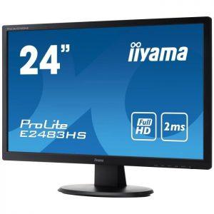 Ecran LED 24-IIYAMA Full HD-SPEAR'HIT