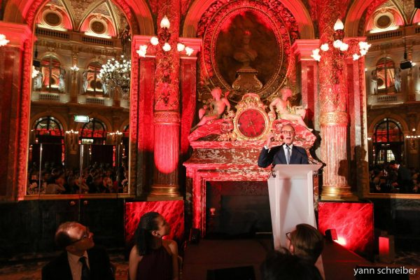 Sonorisation Gala sciences Po - Intercontinental Paris Le Grand