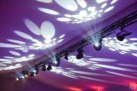 Eclairage décoratif sous tente - Eclairage de tente - SPEAR'HIT