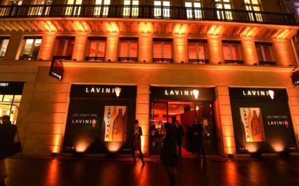 Eclairage de façade à Paris - SPEArHIT